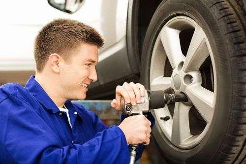 Tyre Change Bristol